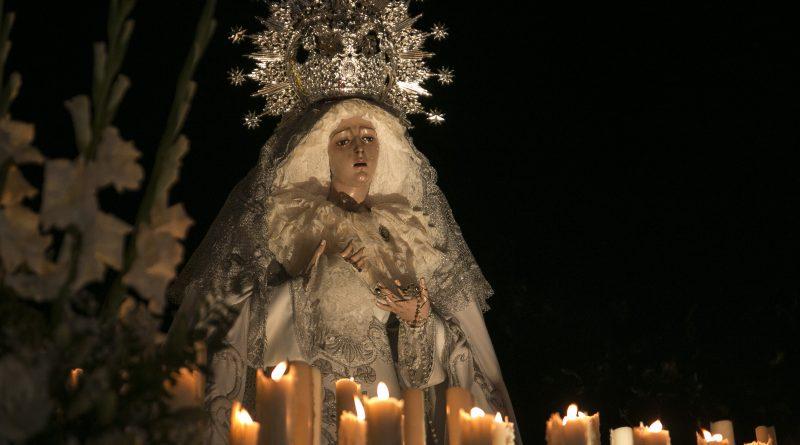 Solemne Triduo Prendimiento de Jesús y Ntra. Sra. de la Paz