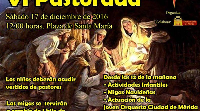 Pastorada Infantil 2016