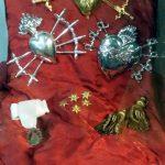 La Hermandad del Calvario celebro la pasada semana los actos conmemorativos del 350 aniversario de la hermandad y el 125 aniversario de la Cofradía de la Santísima Virgen de los Dolores. (1)