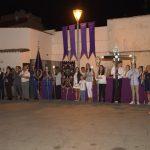La Hermandad del Calvario celebro la pasada semana los actos conmemorativos del 350 aniversario de la hermandad y el 125 aniversario de la Cofradía de la Santísima Virgen de los Dolores. (118)