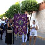 La Hermandad del Calvario celebro la pasada semana los actos conmemorativos del 350 aniversario de la hermandad y el 125 aniversario de la Cofradía de la Santísima Virgen de los Dolores. (38)