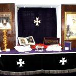 La Hermandad del Calvario celebro la pasada semana los actos conmemorativos del 350 aniversario de la hermandad y el 125 aniversario de la Cofradía de la Santísima Virgen de los Dolores. (4)