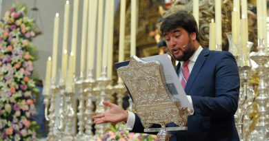 Álvaro Carmona López, designado pregonero de la Semana Santa de Mérida 2019