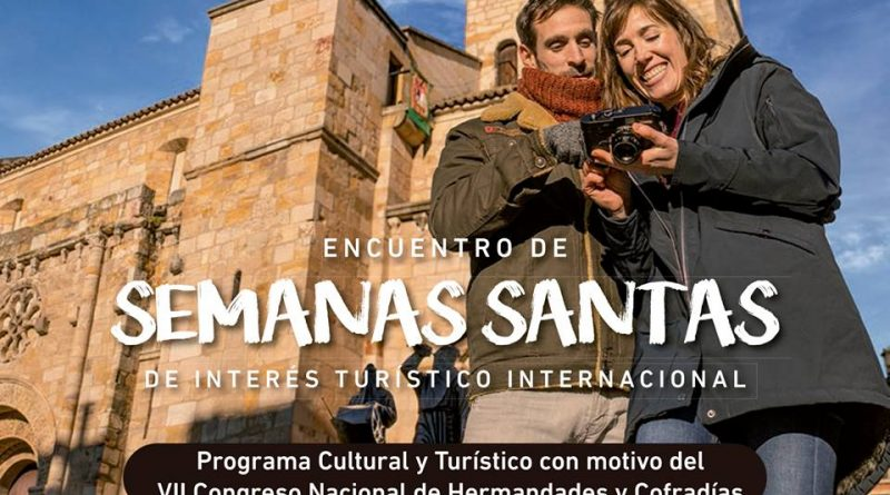 Mérida estará presente en el Encuentro de Semanas Santas de Interés Internacional que se celebra en Zamora