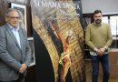 El Cristo de los Remedios en el Arco de Trajano protagoniza el cartel de la Semana Santa 2019