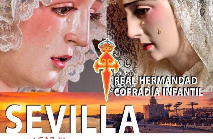 Viaje a Sevilla para la procesión triunfal de regreso de Ntra. Sra. de los Ángeles, de la Hdad. de Los Negritos, tras su Coronación Pontificia