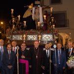 La Hermandad del Calvario celebro la pasada semana los actos conmemorativos del 350 aniversario de la hermandad y el 125 aniversario de la Cofradía de la Santísima Virgen de los Dolores. (102)