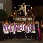 La Hermandad del Calvario celebro la pasada semana los actos conmemorativos del 350 aniversario de la hermandad y el 125 aniversario de la Cofradía de la Santísima Virgen de los Dolores. (113)