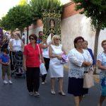 La Hermandad del Calvario celebro la pasada semana los actos conmemorativos del 350 aniversario de la hermandad y el 125 aniversario de la Cofradía de la Santísima Virgen de los Dolores. (37)