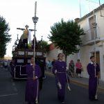 La Hermandad del Calvario celebro la pasada semana los actos conmemorativos del 350 aniversario de la hermandad y el 125 aniversario de la Cofradía de la Santísima Virgen de los Dolores. (49)